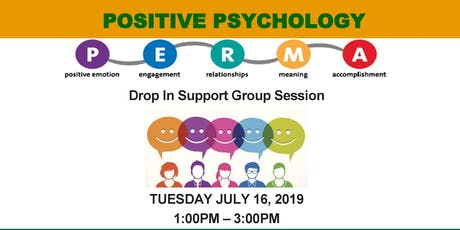 POSITIVE PSYCHOLOGY  - The Power Within for Persons with Disabilities tickets