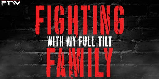 FTW Live Wrestling  - Fighting with my Family with Saraya Knight