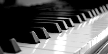 Music Matters: Meshulam & Kraft, Piano Duo tickets