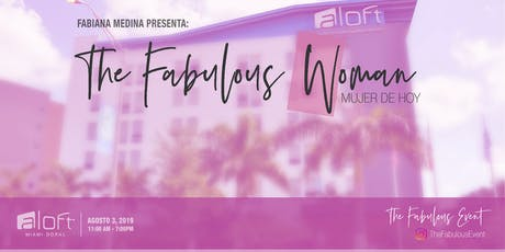 The fabulous Woman entradas