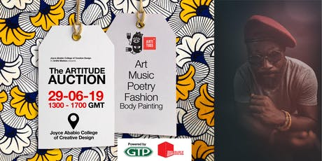 The Artitude Auction tickets