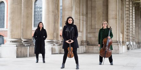 Lunchtime Recital - Greenwich Trio with Eliza Safjan (soprano) tickets
