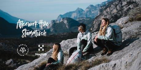 Haglöfs x Munich Mountain Girls | Afterwork Hike Stammtisch Tickets