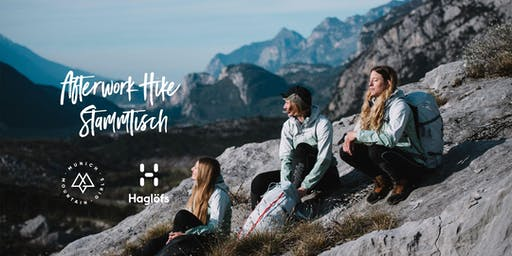 Haglöfs x Munich Mountain Girls | Afterwork Hike Stammtisch