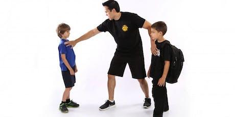 COBRA Self Defense Anti-Bully Workshop tickets