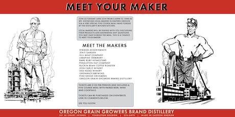 Meet Your Maker 2019 tickets