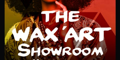 The WAX'ART Showroom  entradas