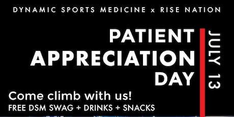 Dynamic Sports Medicine X Rise Nation tickets