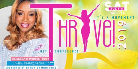 Thrive 2019: It's A Movement! tickets