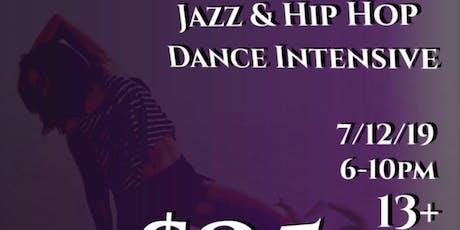 Summer Dance Intensive tickets