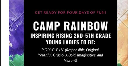 Camp Rainbow: R.O.Y. B.I.V. tickets