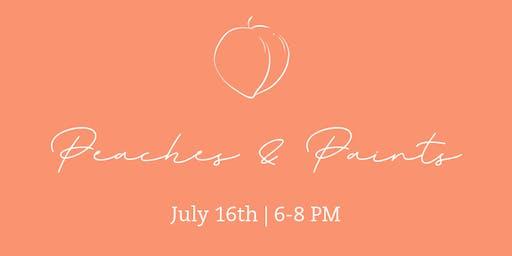 Peaches & Paints