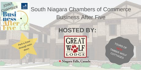 Joint Chamber Business After Five - South Niagara Chambers of Commerce tickets