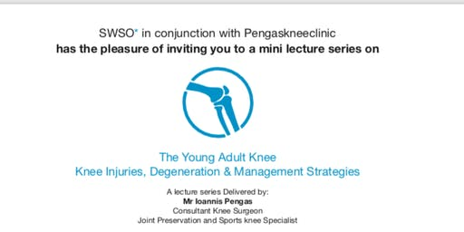 The Young Adult Knee - knee injuries, degeneration & management strategies