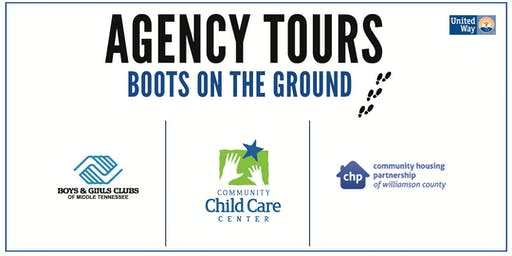 Boots on the Ground - Agency Tours