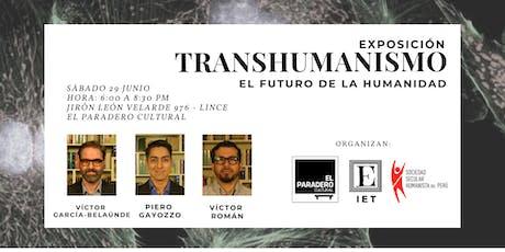 Transhumanismo: El Futuro de la Humanidad entradas