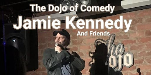 Jamie Kennedy Headling The RedHat Show at The Dojo
