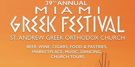 Miami Greek Festival tickets