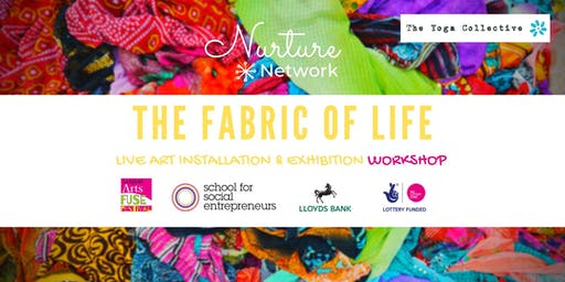 Nurture Network: FREE Fuse Festival Art Workshop with The Yoga Collective