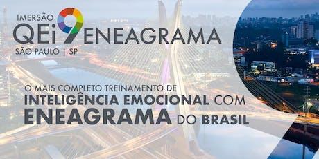 Imersão QEi9 - Inteligência Emocional com Eneagrama na Prática   27 e 28 Julho -  São Paulo- SP  ingressos