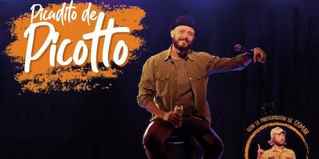 PICADITO DE PICOTTO Y OSMAR EN BARILOCHE entradas