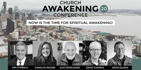 Church Awakening Conference 2020 tickets