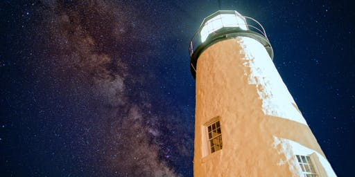 Hunt's Photo Walk: Sunset and Night Sky at Pemaquid Point