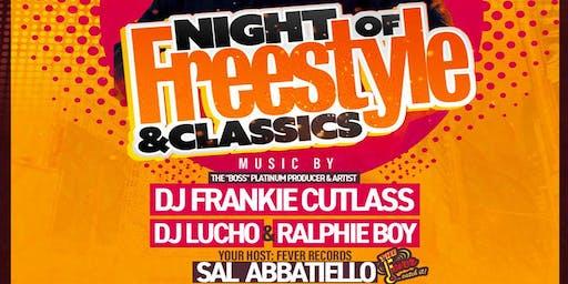 ERA Friday's With Dj Frankie Cutlass -- Dj Lucho & Ralphie Boy @ The Copacabana NYC Rooftop