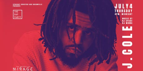 The Day Party with J.Cole tickets