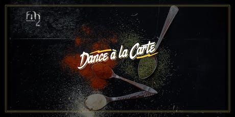 DANCE À LA CARTE - Pâmela Klock/RS - 21/07/19 - 13h30 às 14h25 ingressos