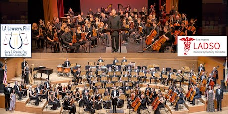 LAWYERS & DOCTORS IN HARMONY: Holiday Concert tickets