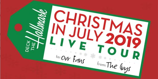 Deck the Hallmark Podcast: Christmas in July