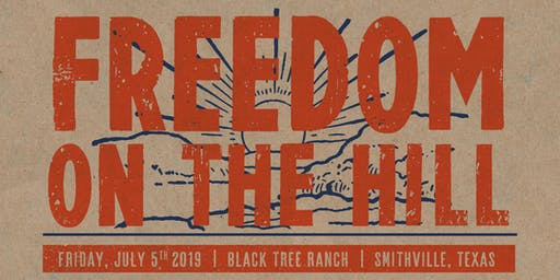 Black Tree's Freedom on the Hill feat. Cory Morrow Band