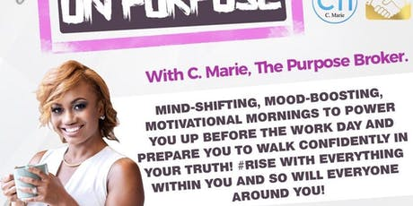 Rise at Work! #MorningPowerups tickets