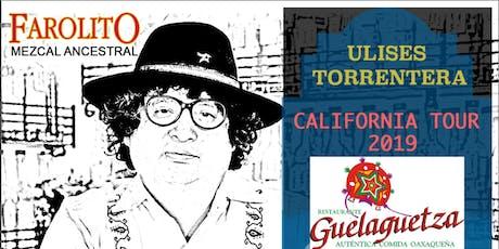 Farolito Mezcal - Ulises Torrentera Tour 2019 tickets