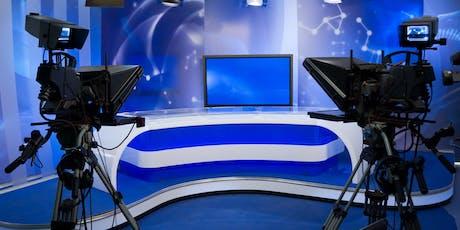 BUSCAMOS TALENTO PARA  RADIO, TELEVISION O CINE Junio 23, 3:30pm entradas