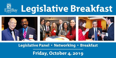 2019 East Bay EDA Legislative Breakfast tickets