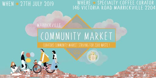 CURATORS COMMUNITY MARKET