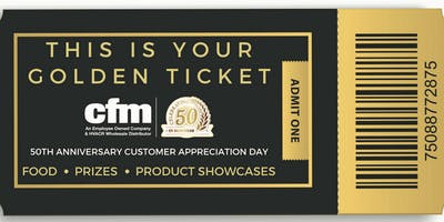 cfm's 50th Anniversary Customer Appreciation Day - Wichita