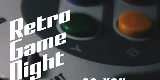 Retro Game Night w/ Jetty Extracts @ Harvest off Mission (21+)