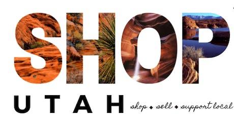 Shop Utah + Kids Market (Aug 30) tickets