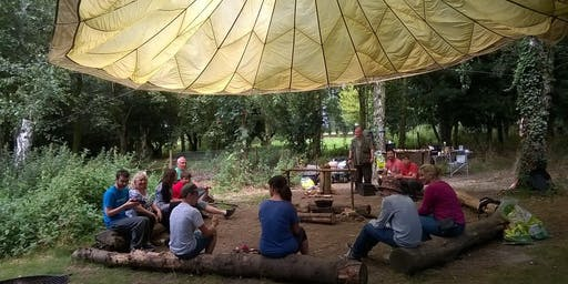 **MEMBERS OF NAS WEST NORFOLK ONLY** Bushcraft workshop - nature crafting
