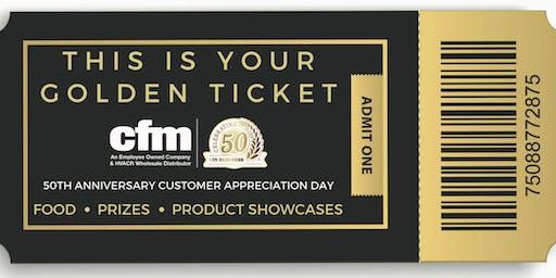 cfm's 50th Anniversary Customer Appreciation Day - Omaha