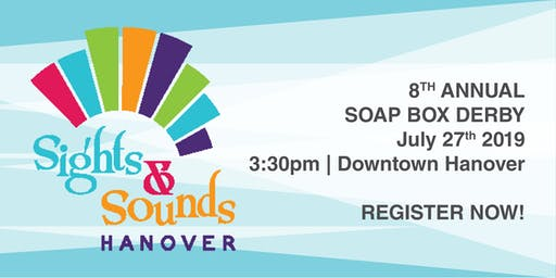 Soap Box Derby Registration - Hanover Sights & Sounds Festival