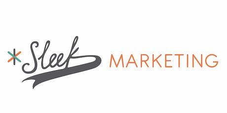 Sleek Marketing Bootcamp tickets