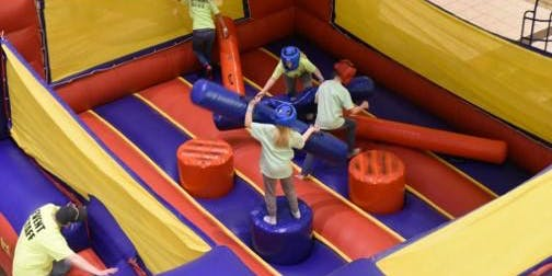 JULY MALLSTARS PLAY DATE - PRESENTED BY GET AIR TRAMPOLINE PARK