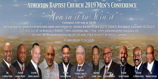 2019  Men's Conference