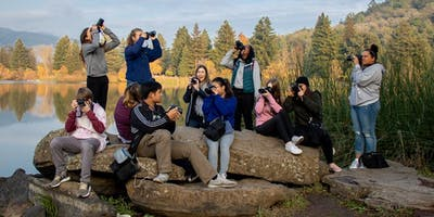 Picture Perfect: Conservation Photography for Young Adults