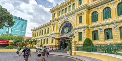 Sightseeing in Ho Chi Minh City - Saturday 26 October 2pm