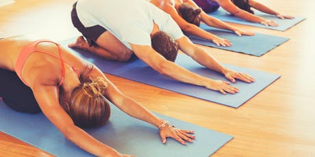 Vinyasa Yoga -  First Class Free tickets